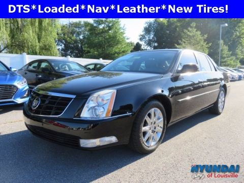 Pre-Owned 2011 Cadillac DTS Premium with Navigation