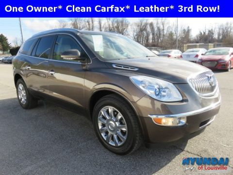Pre-Owned 2011 Buick Enclave CXL with Navigation