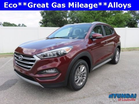 New 2017 Hyundai Tucson Eco AWD