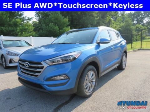 New 2017 Hyundai Tucson SE Plus AWD