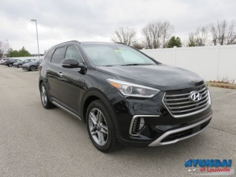 New 2017 Hyundai Santa Fe Limited Ultimate FWD 4D Sport Utility
