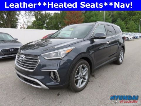 New 2018 Hyundai Santa Fe SE Ultimate with Navigation & AWD