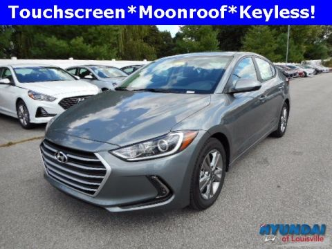 2018 Hyundai Elantra Value Edition 4D Sedan