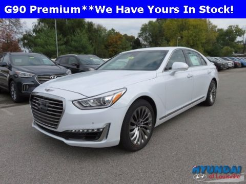 New 2018 Genesis G90 3.3T Premium with Navigation