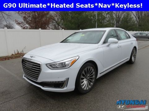 New 2018 Genesis G90 5.0 Ultimate with Navigation