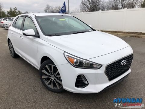 New 2018 Hyundai Elantra GT Base FWD 4D Hatchback
