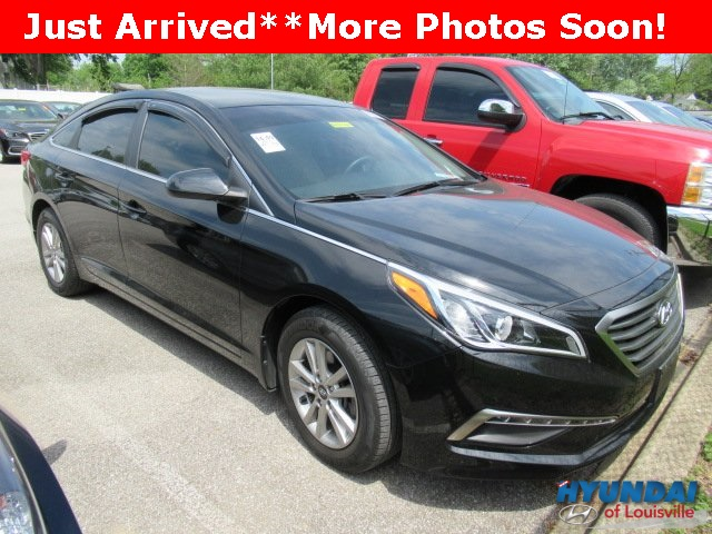 Hyundai Of Louisville >> Pre Owned 2015 Hyundai Sonata 4d Sedan In Louisville 8h18454a