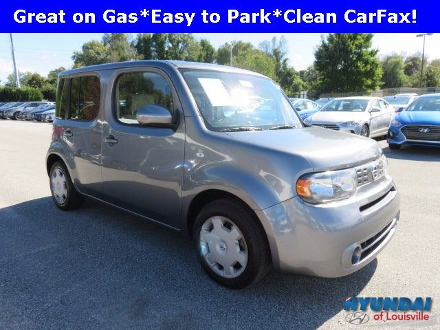 Pre-Owned 2014 Nissan Cube 1.8 S