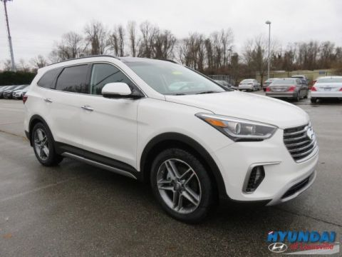 New 2018 Hyundai Santa Fe Limited Ultimate/Tech
