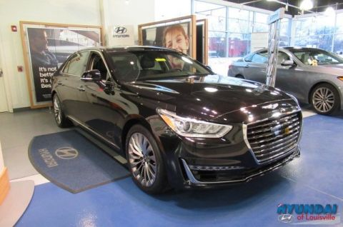 New 2018 Genesis G90 3.3T with Navigation & AWD