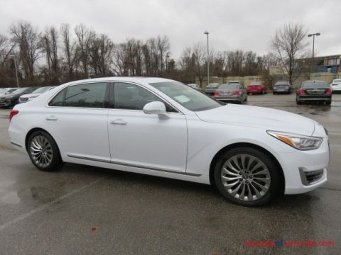 New 2018 Genesis G90 5.0 Ultimate