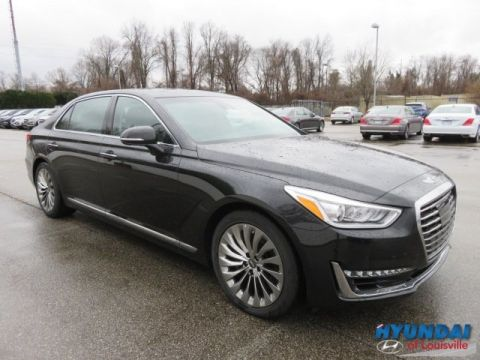 New 2018 Genesis G90 5.0 with Navigation & AWD