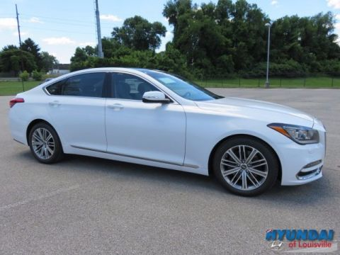New 2018 Genesis G80 3.8 AWD with Navigation & AWD