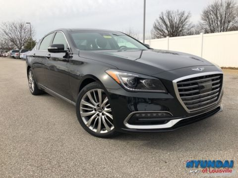 New 2018 Genesis G80 5.0 with Navigation