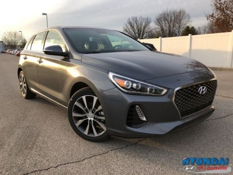 New 2018 Hyundai Elantra GT Style with Navigation